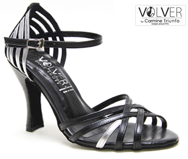 SCARPE DA SALSA VOLVER C.TRIUNFO sandali da salsa scarpe caraibici ... 9a1a089ecbb