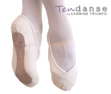 enorme inventario così economico prodotti di qualità MEZZE PUNTE scarpe di mezza punta Triunfo, danza classica in tela ...